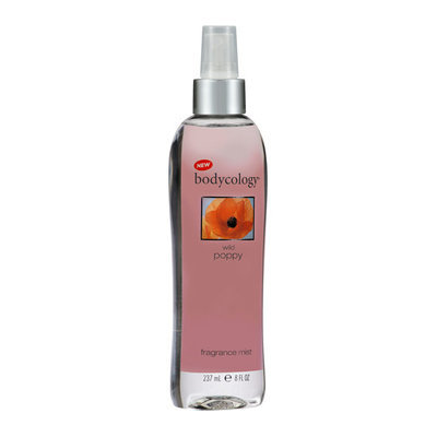bodycology Wild Poppy Fragrance Mist