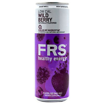Frs 5250041 Energy Drink Low Cal Wild Berry