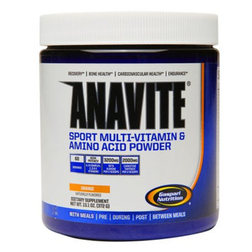 Gaspari Nutrition Anavite Orange