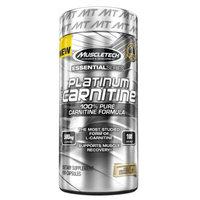 Muscletech Platinum 100% Carnitine, Capsules
