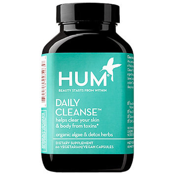 Hum Nutrition Daily Cleanse(TM) 60 Capsules