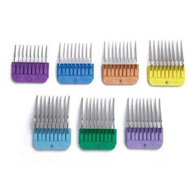 Master Grooming Tools TP556 15 MGT Stainless Steel Snap On Comb 1 In