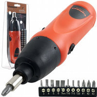 Trademark Global Cordless Screwdriver with 11 bits