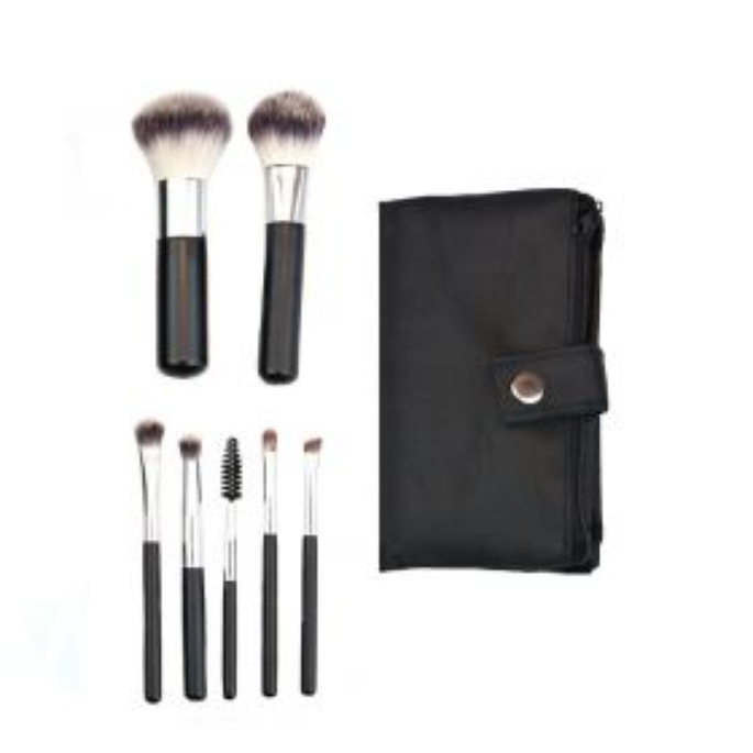 Morphe 7 Piece Ultra Soft Mini Set