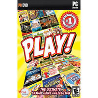 Viva Media 2 Play! The Ultimate Casual Game Collection (PC-DVD)