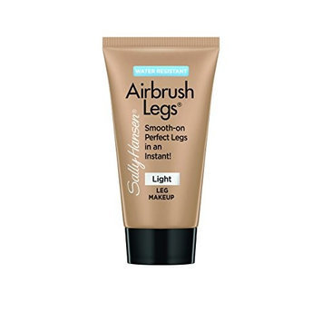 Sally Hansen Airbrush Legs Trial Size Liquid Tube, Light, 0.75 Fluid Ounce