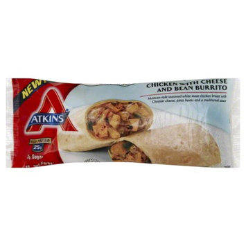 Atkins Chicken Burrito