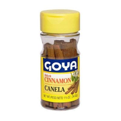 Goya Foods Cinnamon Sticks, 1.2-Ounce Bottle