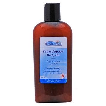 Theskinsavers Pure Jojoba Body Oil - 4 oz.