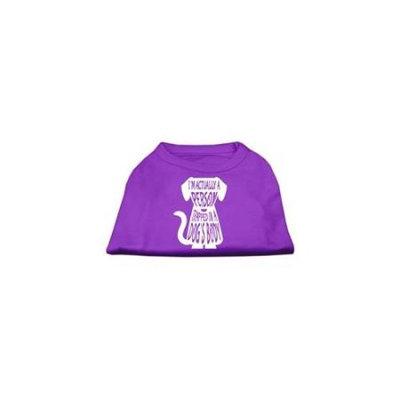 Ahi Trapped Screen Print Shirt Purple XXXL (20)