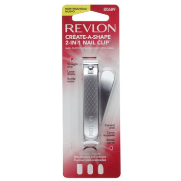 Revlon Create-a-Shape 2-in-1 Nail Clip