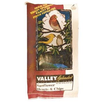 Valley Splendor 20# Hearts & Chips