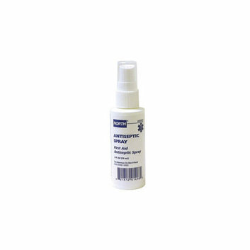 North Safety Ounce Pump Antiseptic Spray