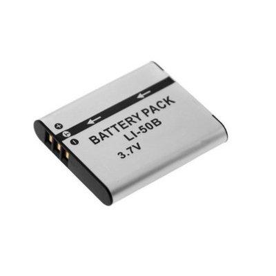Discountbatt Superb Choice CA-DOP200-A6 3.7V Camera Battery for Olympus SP-800 UZ