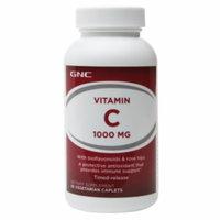 GNC Vitamin C 1000mg, Caplets, 90 ea