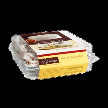 J. Skinner Gourmet Cinnamon Rolls - 4 CT