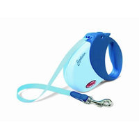 Flexi Expression Retractable Belt Dog Leash, Medium/Large, 16-Feet Long