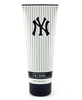 New York Yankees for Men 3-in-1 Body Wash