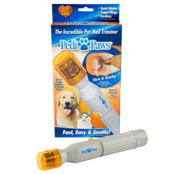 Pedi Paws Pet Nail Trimmer