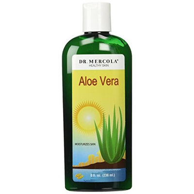 Natural Aloe Vera Gel by Mercola - 8 oz.