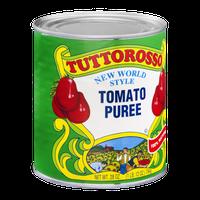 Tuttorosso New World Style Tomato Puree