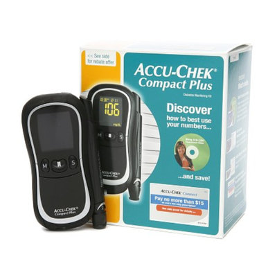 Accu-Chek Compact Diabetes Monitoring Kit Plus