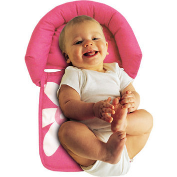 Boppy Head Support for Strollers and Carriers - Pink Flowers by