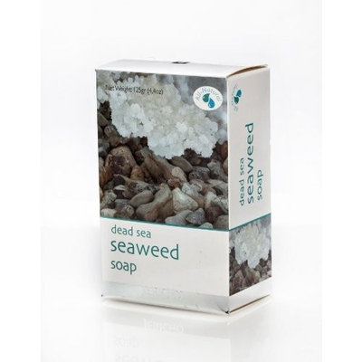 Jericho Dead Sea Dead Sea Seaweed Soap By Jericho Cosmetics - 4.4 oz - Great for Normal Skin and for Treating Many Skin Conditions!