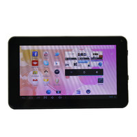 Iview Multimedia iView CyberPad IVIEW-776TPC Tablet PC - Cortex-A7 1.2 GHz Processor - 512MB RAM - 4GB Storage - 7-inch Display - Android 4.2 Jelly Bean - Black