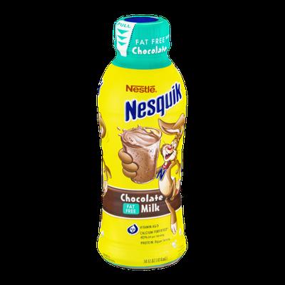 Nestlé Nesquik Chocolate Milk Fat Free