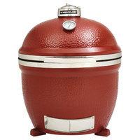Kamado Joe BigJoe Stand Alone Grill with Heat Deflector - Finish: Red