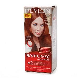 Revlon Root Erase by ColorSilk Ammonia-Free Permanent Color