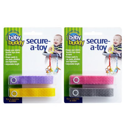Baby Buddy Secure-A-Toy