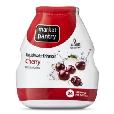 market pantry Market Pantry Liquid Water Enhancer Cherry 1.62OZ