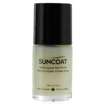Suncoat - Water-Based Nail Polish Clear Top Coat - 0.43 oz.