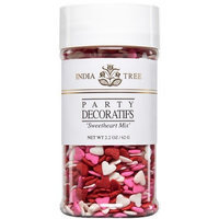 India Tree Sweetheart Mix Decoratifs, 2.2 oz (Pack of 3)