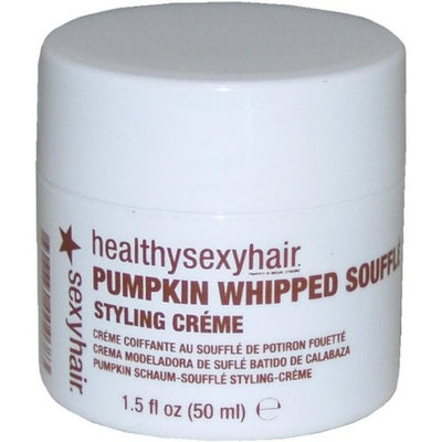 Sexy Hair Concepts Sexy Hair Healthy Sexy Hair Pumpkin Whipped Souffle Unisex, 1.5 Ounce