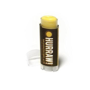 Hurraw Balm, Hurraw! Balm, SPF 15 Sun Lip Balm, Tangerine Chamomile, .15 oz (4.3 g)