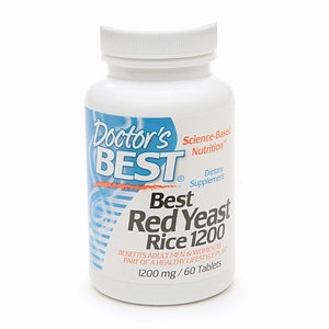Doctor's Best Red Yeast Rice 1200