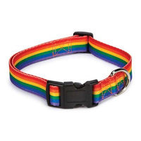 Petedge Casual Canine Puppy Pride Dog Collar 10 to 16in