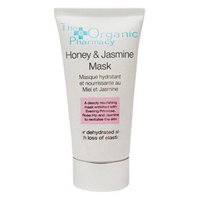 The Organic Pharmacy Honey and Jasmine Mask, 40 ml