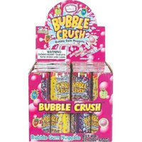 DDI 1186851 Bubble Crush Bubble Gum 4Pk -Pack of 12