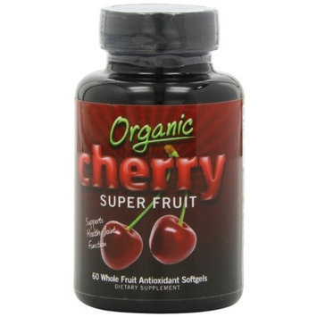 Sports Research Organic Cherry Super Fruit, 60-Count