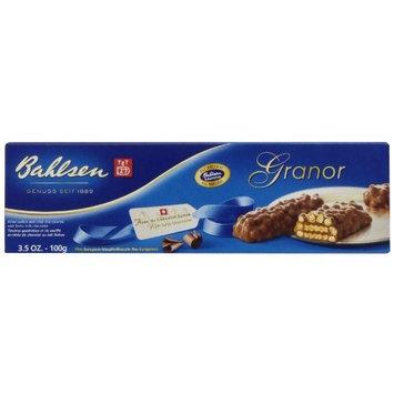 Bahlsen Granor Cookies, 3.5-Ounce Boxes (Pack of 12)