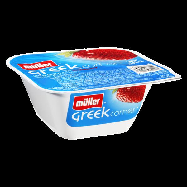 Muller® Greek Corner Lowfat Yogurt with Strawberry