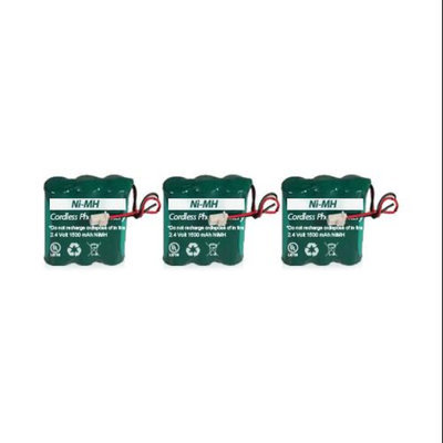 BATT-KX-PSPT3HRAAU411(3-pack) Replacement Battery