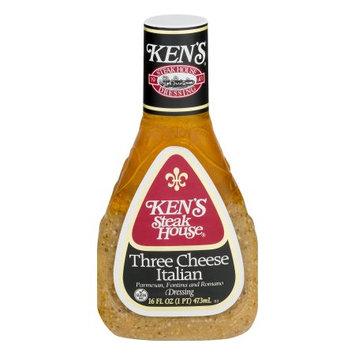 Ken's Three Cheese Italian