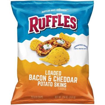 Ruffles® Potato Skins Loaded Bacon & Cheddar