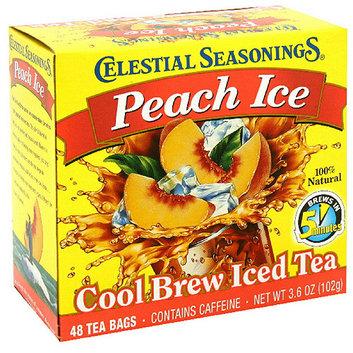 Celestial Seasonings® Peach Ice Cool Brew Iced Tea