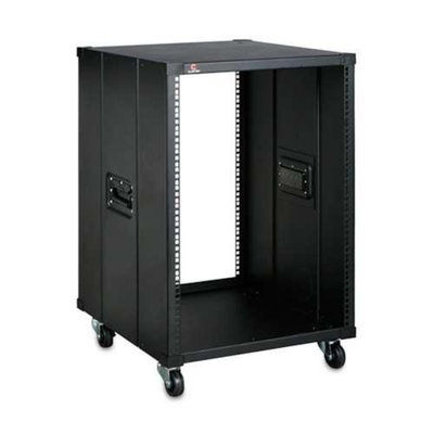 ISTARUSA iStarUSA WD-1560 Simple Server Rack - 15U, 600mm, Lightweight, Casters, Quick Access, 220lbs Capacity